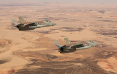 S-300 tới Syria: Israel buộc phải dùng tới F-35- Tiêm kích Mỹ tung hô đối mặt cái kết đắng