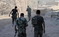 Cuộc chiến đường hầm, bắn tỉa đẫm máu ven Damascus, Syria