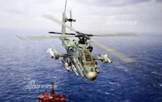 Trực thăng Apache sẽ sớm có phiên bản hải quân sánh ngang Ka-52K?