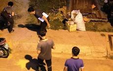 Truy tìm nhóm hung thủ chém lìa tay 1 thanh niên trong đêm