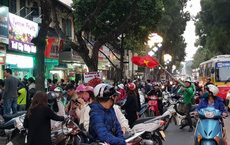 Hơn 1.500 cảnh sát giữ trật tự sau chiến thắng của U23 Việt Nam