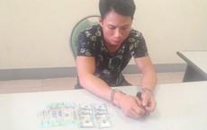Lẻn vào nhà nghỉ trộm tiền rồi đi thuê khách sạn ăn chơi thì bị bắt