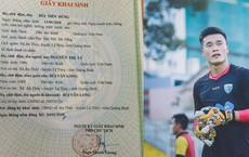 Không chỉ là phong trào, một ông bố đã làm giấy khai sinh tên Bùi Tiến Dũng cho con trai!