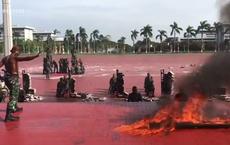 Tham gia diễn tập, tướng Mattis ấn tượng mạnh với màn uống máu rắn của quân đội Indonesia