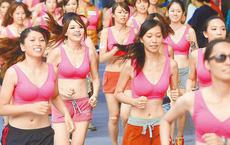 Siêu thị Trung Quốc vận động nhân viên nữ chạy bộ khỏa thân để được thưởng nóng hơn 30 triệu đồng