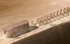 """Bằng chứng khoa học mới nhất về """"công nghệ"""" xây kim tự tháp của người Ai Cập cổ cách đây 4.500 năm"""