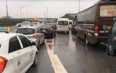 Phát hiện thi thể phụ nữ không nguyên vẹn ở cao tốc Hà Nội- Bắc Giang