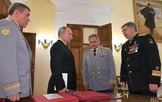 Sự lựa chọn bất ngờ của Putin cho người đứng đầu cơ quan tình báo