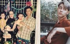 """Bức ảnh gia đình """"cực phẩm"""" của chàng con lai gây xôn xao và câu chuyện buồn cách đây 6 năm"""