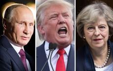 """Chính trường Anh - Mỹ chao đảo: Ông Putin chưa bao giờ nhận nhiều """"tin mừng"""" đến thế?"""