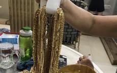 Hai người đàn ông ở Quảng Nam nhặt được 230 lượng vàng?