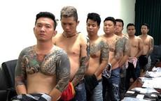 """Khởi tố, bắt tạm giam thêm 8 đàn em của trùm giang hồ khét tiếng Vũ """"Bông Hồng"""""""