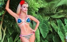 Đối thủ của Ngân Anh tại HH Liên lục địa: Là búp bê Barbie sống, tuổi 25 nhan sắc như U50