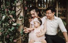Cuộc sống sang chảnh ngút ngàn của tiểu thư Nam Định rước dâu bằng máy bay riêng, 2 năm chăm 3 nhóc tì