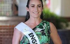 Nhan sắc đối thủ của Lê Âu Ngân Anh tại Hoa hậu Liên lục địa gây tranh cãi