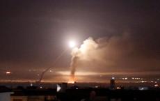 Hé lộ lá chắn phòng không mới Syria dùng để đối phó với cuộc tấn công của Israel