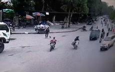Công an Thanh Hóa lên tiếng về tin đồn quăng lưới bắt xe khiến học sinh bị thương