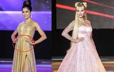 Cuộc thi hoa hậu có đại diện Việt Nam thi chui: Người bị nghi mang thai, người gây sốc vì già như U40