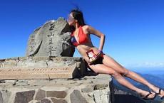 Mặc bikini leo núi, cô gái chết cóng sau 28 giờ mắc kẹt