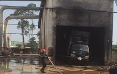 [Nóng] Nổ lớn trong công ty ở Bình Dương, 1 người chết, 3 người bỏng nặng