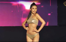 Lê Âu Ngân Anh bất ngờ lọt top 3 bình chọn trước thềm chung kết Hoa hậu Liên lục địa