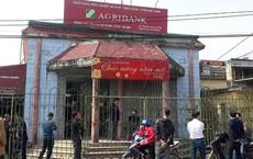 Đã bắt được nghi phạm cướp ngân hàng táo tợn ở Thái Bình