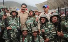 """Tố Mỹ dựng """"kịch bản Syria"""" lật TT Maduro, đại sứ Venezuela nói về việc nhờ Nga can thiệp"""