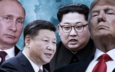 Chính trị thế giới năm 2019: Những chuyển dịch rất thú vị giữa các nước lớn