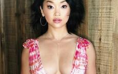 """Mỹ nhân gốc Việt gây sốt trong bom tấn Hollywood """"Alita: Thiên thần chiến binh"""" là ai?"""