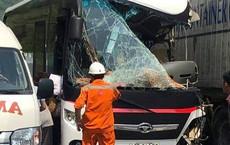 Tình trạng các nạn nhân người Hàn Quốc vụ ô tô khách đấu đầu xe container