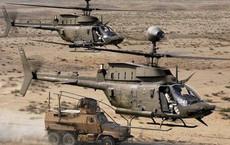 Thực hư thông tin Mỹ dùng trực thăng vận chuyển vàng của IS từ Syria