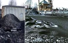 Siberia chìm trong tuyết đen kỳ lạ: Điều thực sự gì đang xảy ra?