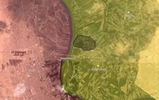 """Mỹ chiếm hơn 40 tấn vàng ở Deir Ezzor - IS đối mặt với nguy cơ """"tuyệt diệt"""""""