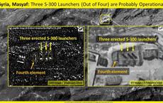 Tên lửa S-300 Syria chính thức kích hoạt: Tiết lộ bí mật chưa từng công bố