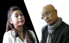 [ẢNH] Khoảnh khắc căng thẳng trong phiên xử ly hôn vợ chồng ông chủ cà phê Trung Nguyên
