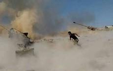 """Quân đội Syria phản pháo, thu giữ một kho vũ khí khổng lồ của """"quân thánh chiến"""" ở Đông Ghouta"""