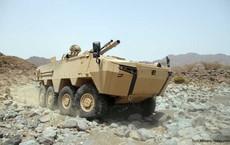 """Xe chiến đấu bộ binh """"BMP-3 phiên bản bánh lốp"""" siêu độc đáo của UAE"""