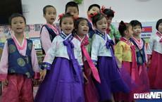 Ảnh: Ngôi trường biểu tượng của mối quan hệ Việt Nam - Triều Tiên