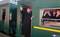 KCNA xác nhận ông Kim Jong-un tới Việt Nam bằng tàu hỏa, 4 Phó Chủ tịch Đảng và em gái tháp tùng