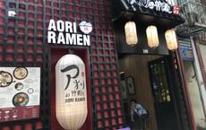 Nhà hàng Aori Ramen Hà Nội có liên hệ gì với Seungri?