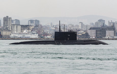 Tàu ngầm Kilo Nga đột ngột xuất hiện ngay gần Syria: Kích động một tình huống đối đầu?