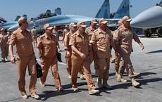 Người nắm sức mạnh quân sự Nga bất ngờ tới Syria: Chuẩn bị cho cú đánh quyết định