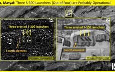 Bằng chứng cho thấy sau nhiều tháng bất động, S-300 ở Syria đã sẵn sàng khai hỏa?