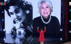 Đại danh ca Thái Thanh khiến mọi ca sĩ kính nể bất ngờ xuất hiện trên sóng truyền hình ở tuổi ngoài 80