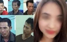 Các nghi phạm vụ sát hại nữ sinh giao gà rúm ró trong trại giam