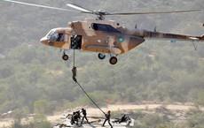 NÓNG: Ấn Độ-Pakistan đấu ác liệt - Thiệt hại nặng, Islamabad phải điều trực thăng chở xác