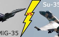 """Su-35 lần đầu chạm trán """"MiG-35"""", đánh bật cả niềm tự hào của Pháp"""