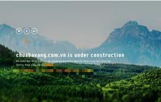 Website chùa Ba Vàng tạm thời không thể truy cập được