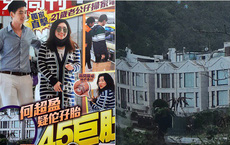 Con gái mang bầu, vợ vua sòng bạc Macau thưởng nóng biệt thự 1500 tỷ cho chàng rể Harvard