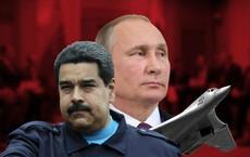 """Nước cờ nhỏ, tác dụng lớn: Nga cao tay ngăn Mỹ tung đòn """"quyết định"""" ở Venezuela chỉ với 100 quân nhân"""